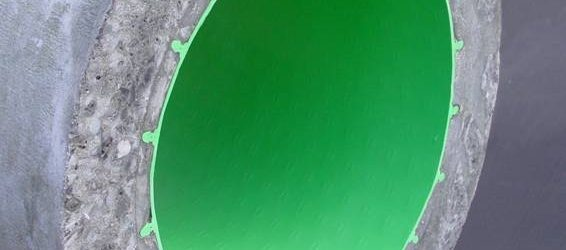 Bluey Technologies have a speciality in refurbishing concrete.