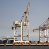 Ports are often an important part of a region's growth.
