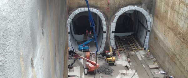 Sydney's TBMs are making good progress.