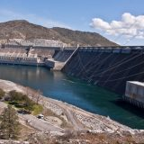 The BluRez CSW is perfect for stopping water in dams.