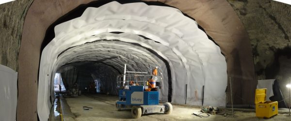 Tunnel liners are key in a range of applications.