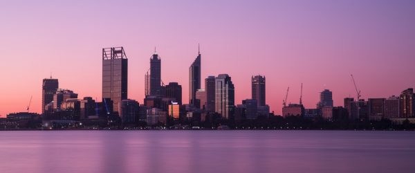 Perth is ready for major infrastructure construction.