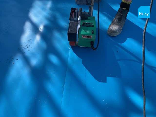 Basement Waterproofing the Cannes Apartments with BluSeal PVC