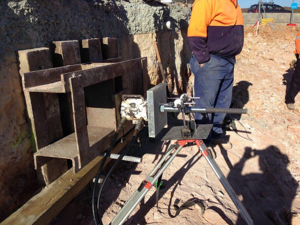 Railway Ground Stabilisation at Morton Bay, Queensland