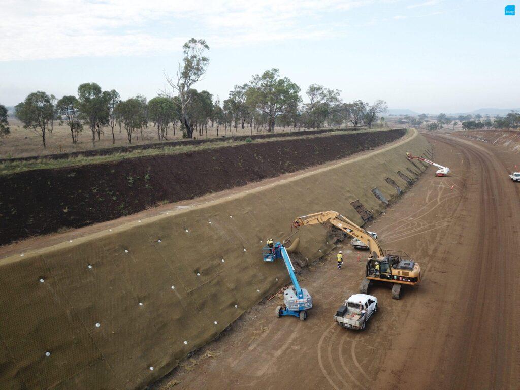 Toowoomba Range Slope Stabilisation