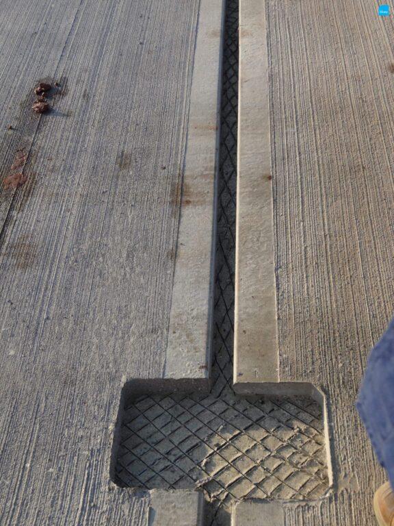 Bridge Deck Grouting