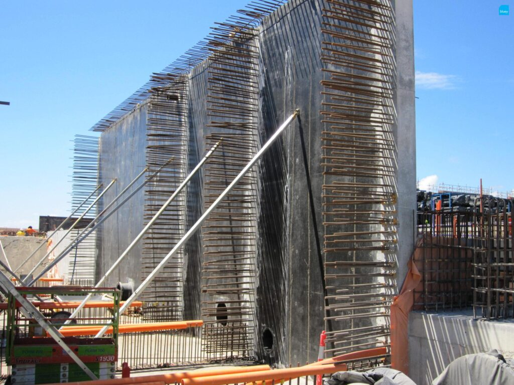 Desalination Plant Lining with BluSeal AKS