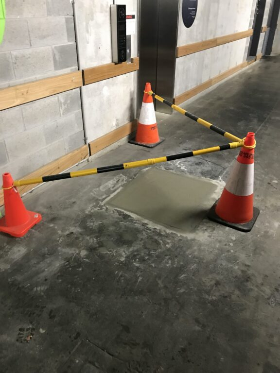 Concrete Spalling & Patch Repair