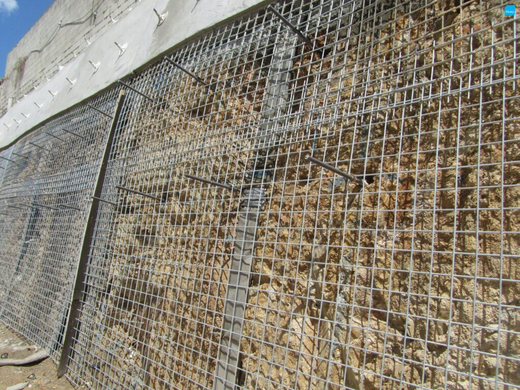 Slope Stabilisation Soil Nailing