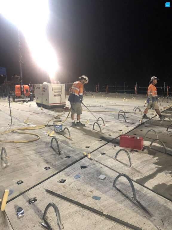 72 hour bridge replacement at Frenchman's Creek