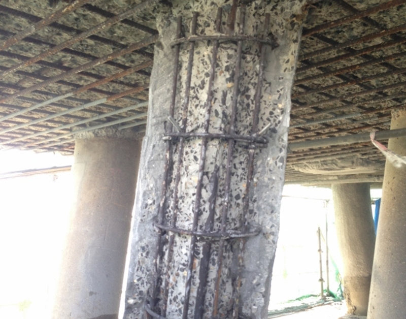 Selecting the right grout is key to building concrete structures that will last underwater.